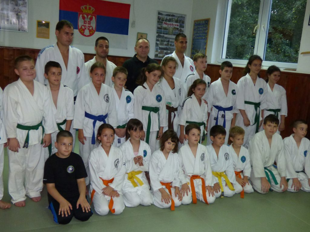 Aikido klub - Sezona 2019/2020